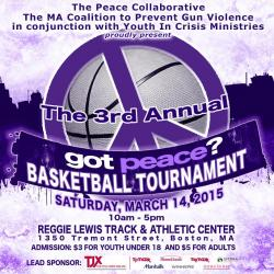 got peace basketball tournament