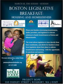 flyer for breakfast