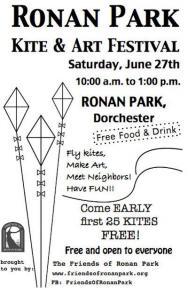 flyer for festival