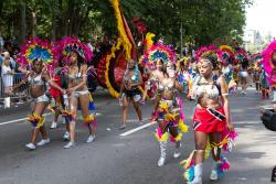 Mayor walsh mydorchester the bands and their masqueraders adorn the street with spetacualr colrs and sounds that signal the arrival ofcarnival malvernweather Choice Image
