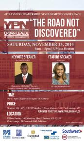 YPN's 4th Annual Leadership Development Conference: The Road Not Discovered | No