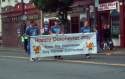 previous dorchester day parade photo