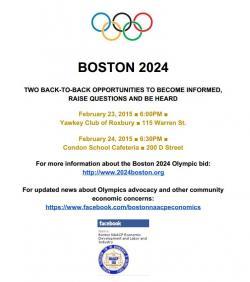 boston 2024 olympic meetings roxbury flyer