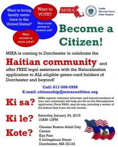 info on citizenship clinic