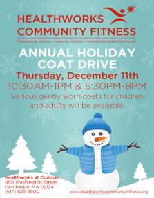 Healthworks Community Fitness Coat Ddrive