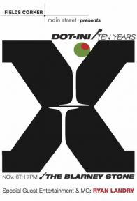 Dot-ini 2014 The X-Tini | Nov. 6