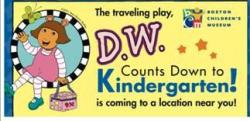 graphic for DW countdown to kindergarten