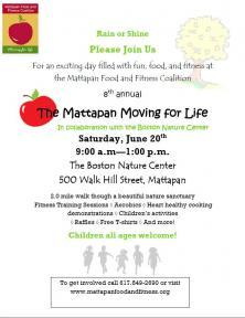 mattapan moving for life flyer