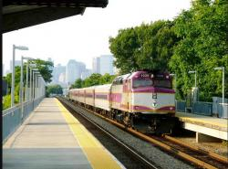 mbta fairmount line
