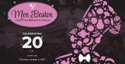 Men of Boston Cook for Women's Health Celebrating 20