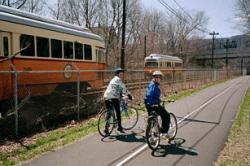 Neponset Bike Path