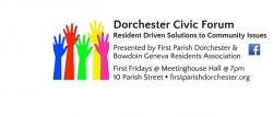 dorchester civic forum