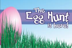 egg hunt graphic