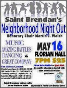 flyer for neighborhood night out