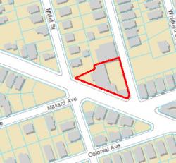 map of 270 talbot ave