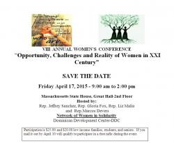 info about 8th annual womens conference