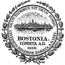 City of Boston Government Logo