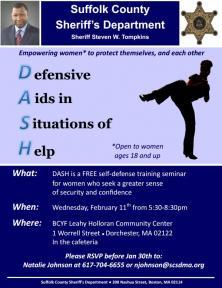 info on DASH seminar