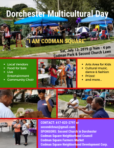 Dorchester Multicultural Day 2019