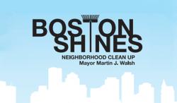 boston shines logo
