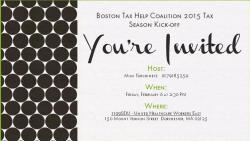 kick-off flyer