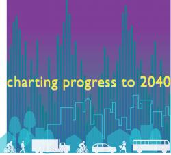 graphic of charting progress to 2040