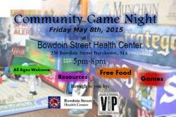 community game night