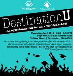destination U