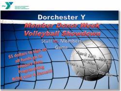 volleyball showdown graphic