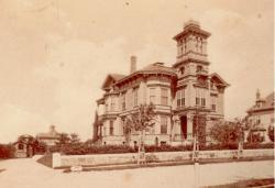 photo of old dorchester architecture