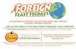 foreign feast fridays