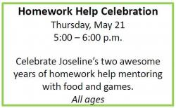 homework help celebration