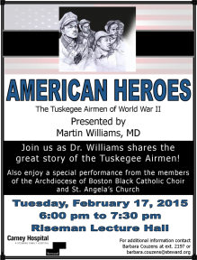 american heroes flyer