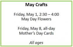 may crafts