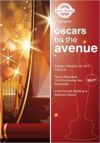 oscars on the avenue flyer